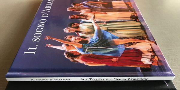 Il sogno d'Arianna photo books available!